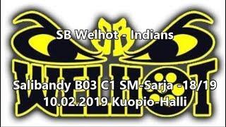 SB Welhot - indians C1 B03 SM-sarja