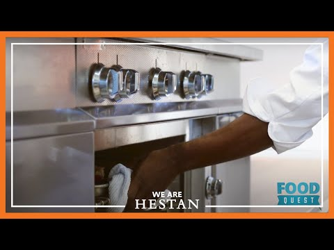 Robin Leach talks Hestan innovation