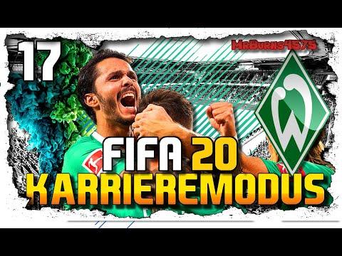 DFB Pokalschreck Stuttgart ?⚽ Let´s Play FIFA 20 Karrieremodus WERDER BREMEN #17