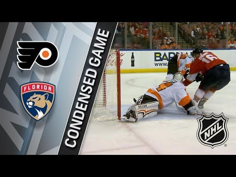 Philadelphia Flyers vs Florida Panthers – Mar. 04, 2018 | Game Highlights | NHL 2017/18. Обзор