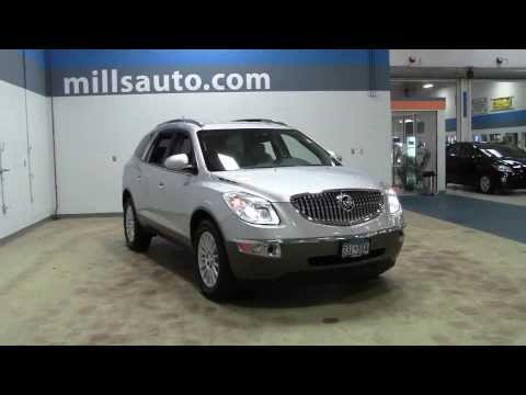 2010 Buick Enclave AWD CXL 2B140034A
