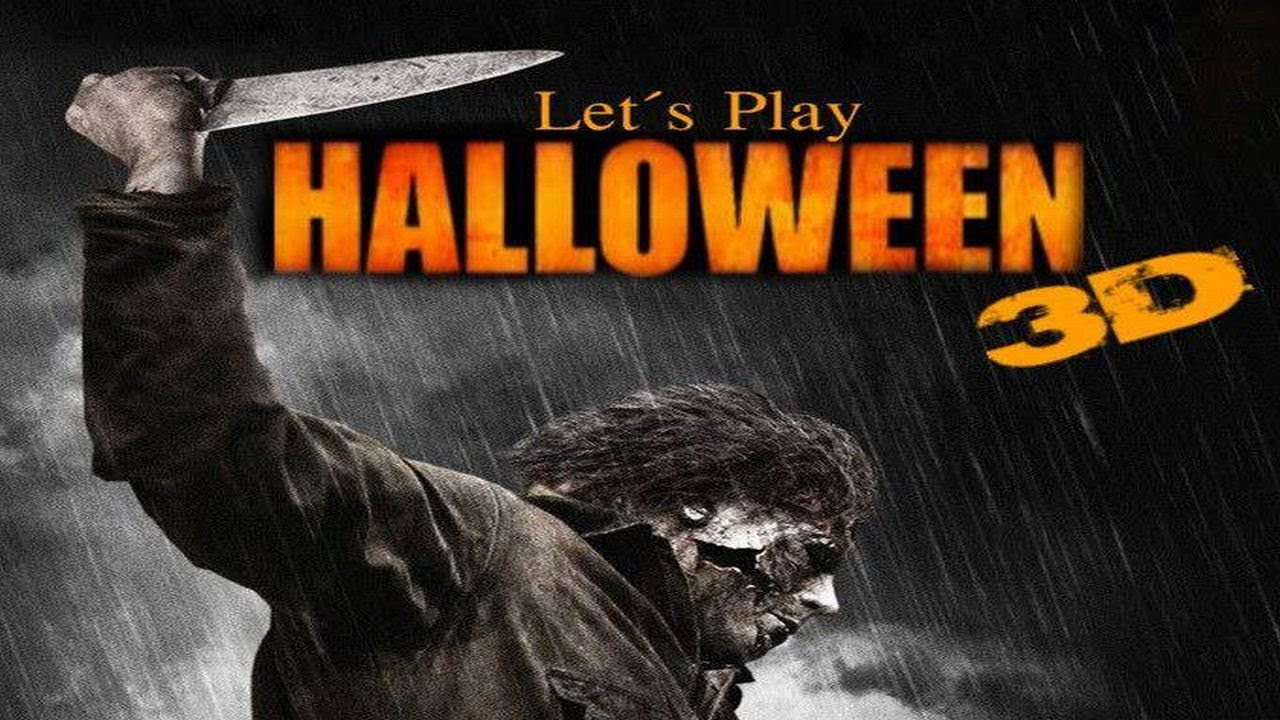 lets play halloween 3d germandeutsch michael myers is back xd beta youtube - Halloween Video Game Michael Myers
