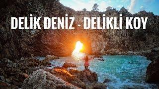 DELİKLİ KOY - DELİK DENİZ / GAZİPAŞA-ANTALYA