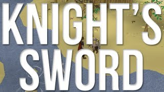 RuneScape 2007: The Knight's Sword Quest Guide