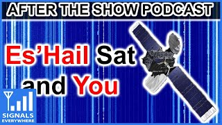Es'Hail Sat and What SDR Should I Buy?