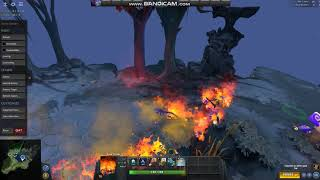 Trail of Burning Doom Courier