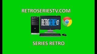 Retroseriestv / Pagina web / Mejores series de su época