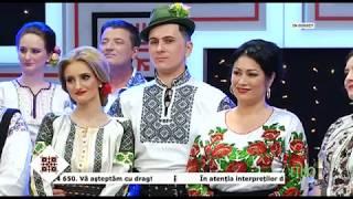 Seara buna, dragi romani! - Seara moldoveneasca la ETNO TV (16022018)