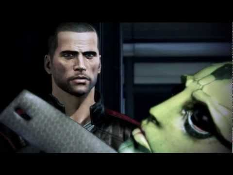 Mass Effect 3 - The Death of Thane Krios