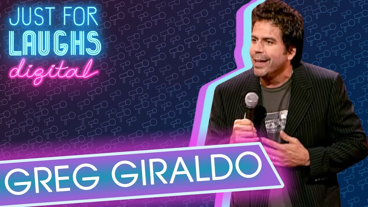 Greg Giraldo Stand Up