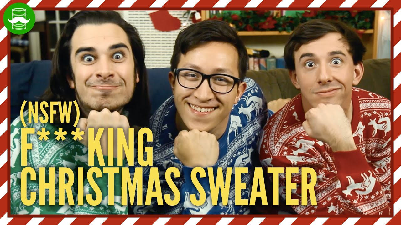 Fking christmas sweater nsfw youtube fking christmas sweater nsfw sciox Gallery