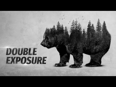 Gimp Tutorial : Double Exposure Bear Photo Manipulation thumbnail