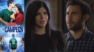 Daniel intenta recuperar el amor de Tita | La Jefa del Campeón - Televisa