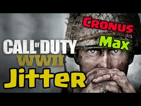 Call of Duty WW2 || # Jitter - So fucking OP!!! [CronusMax, PS4/XBOX/PC]