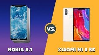 Speedtest Nokia 8.1 vs Xiaomi Mi 8 SE: Cùng Snapdragon 710 liệu có cùng hiệu năng???