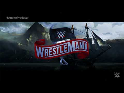 """WWE: ● WrestleMania 36 Official Theme Song ᴴᴰ ● """" Blinding Lights """"- The Weeknd"""