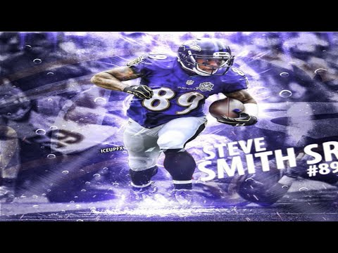 Steve Smith Sr Ravens Highlight Mix [HD]