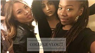 College Vlog: U'Albany Edition