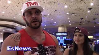 TMT Greg Got Engaged Gets OK To Go To Girl Collection ! EsNews Boxing