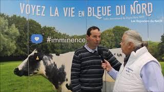 Imminence - Vache de race - Bleue du Nord - Rencontre avec le propriétaire