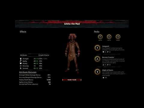Conan Exiles 2020 Isle of Siptah Thrall Farm Count Pre 2.1 Patch |