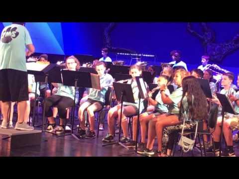 Suncatcher  - Thornburg Middle School 7th Grade Band