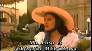 "Telenovela ""Alondra"" Entrada transmitida por MEGA (Chile) (1995)"
