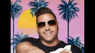 Jersey Shore's Ronnie Ortiz-Magro  Allegedly Hit And Dragged By Car Driven By Ex-Girlfriend