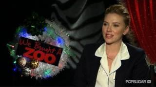 Scarlett Johansson On Her