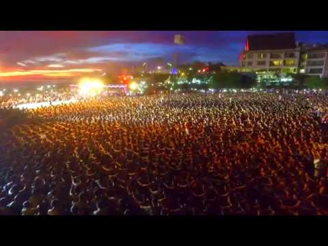 Colossal kecak Dance in Bali