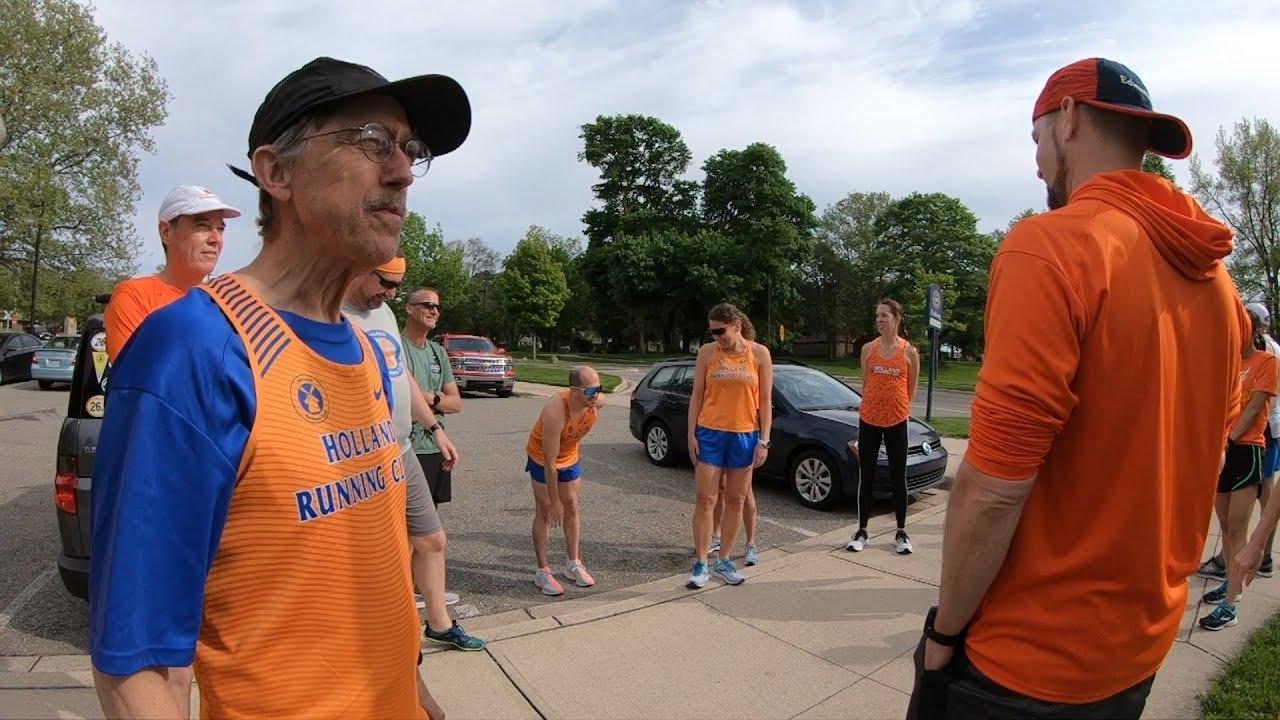 The Holland Running Club