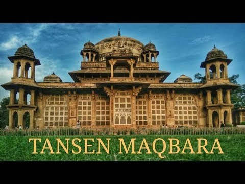 #TANSEN'STOMB | #MAQBARA OF TANSEN AND GHAUS SAHAB  | #GWALIOR SMART CITY (mp).