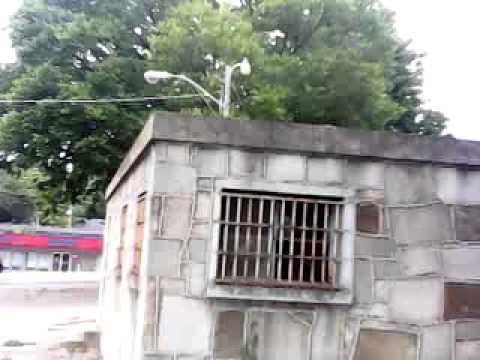 haunted old jail, doniphan mo
