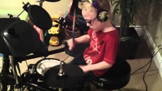 rush caravan jaxon smith first grade drummer self taught june 23 2012