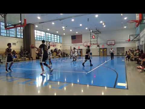 Norman Thomas vs East Harlem- 1st Half