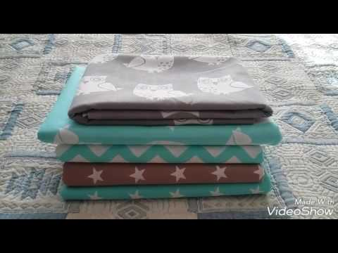 Как сшить постельное белье для детей