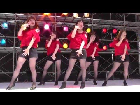 女子大生のKPOPカバーダンス 「Up & Down - EXID 」