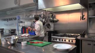 Ratatouille Salad Recipe - The Underground Cookery School