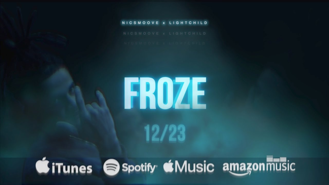 NicSmoove - Froze (The Making [Pre Launch])