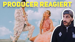 Producer REAGIERT auf Taylor Swift - ME! (feat. Brendon Urie of Panic! At The Disco)