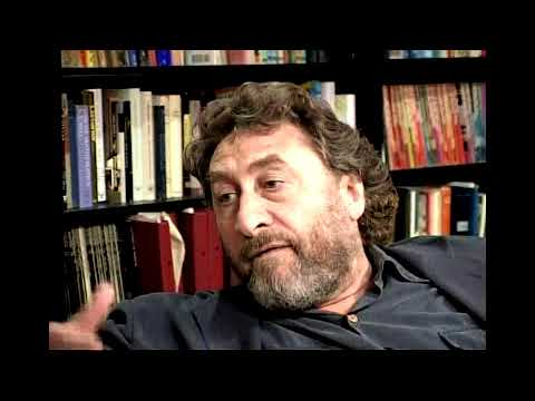 Talking in the Library Series 3 – Howard Jacobson