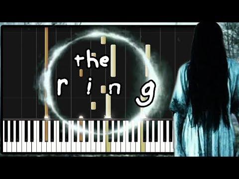 Samara's Song (The Ring) - Piano Synthesia