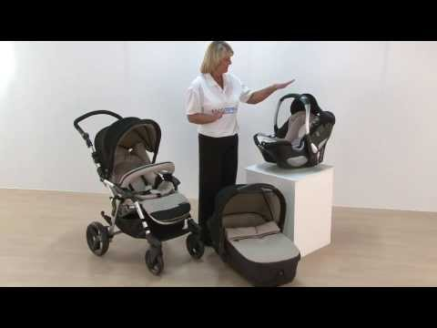 Детска коляска Concord Fusion