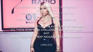 Nicki Minaj- Barbie Dreams (LYRICS)