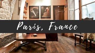 Gambar cover PARIS FRANCE AIRBNB APARTMENT TOUR | 2018