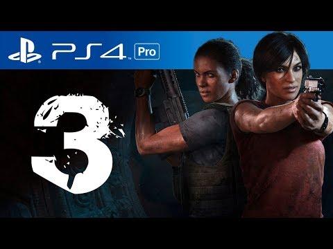 Uncharted El Legado Perdido   Campaña PS4 Pro   Parte 3