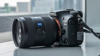 Sony A99II Hands On with this Powerhouse Alpha Camera
