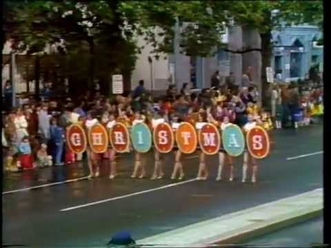1980 Adelaide Christmas Pageant