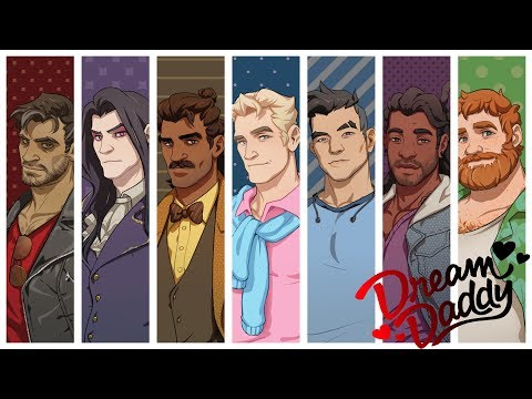 Project OverDoze Plays: Dream Daddy A Dad Dating Simulator