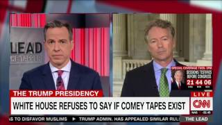 Rand Paul on Saudi Arabia Arms Deal, Jeff Session, and James Comey Free HD Video